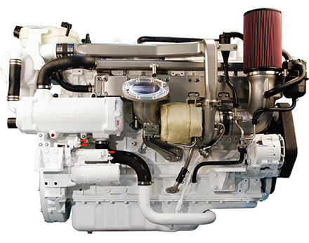 L600 Hyundai Seasall Diesel Engine